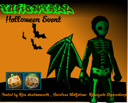 Epic Halloween Event!  2j2wd210