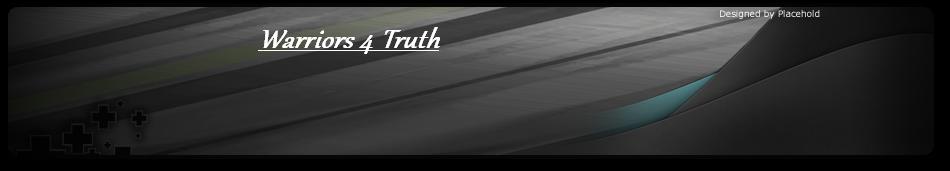 Truth Warriors
