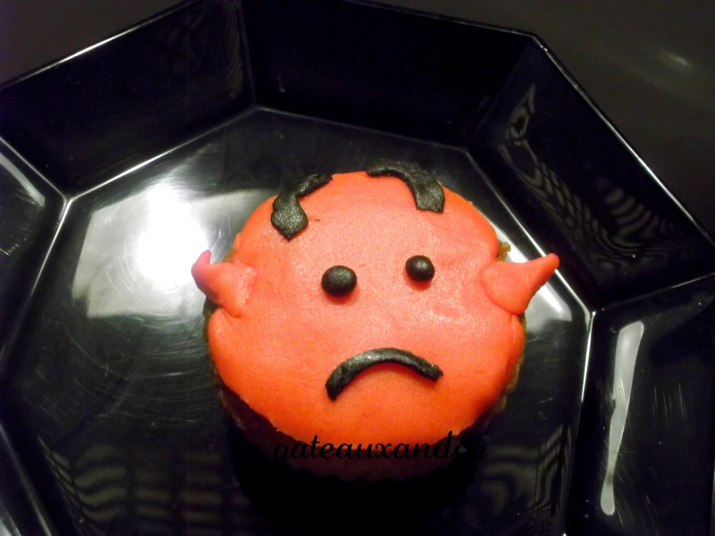 muffins et cupcakes d'halloween - Page 11 Photo_26