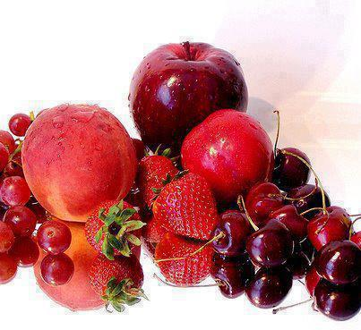 Benefits of Red fruits  55744410