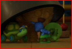 """Les clins d'oeil dans """"Toy Story 3"""". Pp310"""