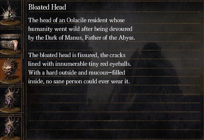 DLC Details, Descriptions and Lore (SPOILERS) Bloate11