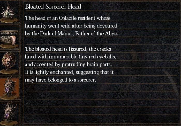 DLC Details, Descriptions and Lore (SPOILERS) Bloate13