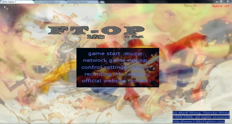 FTOP-1st progress ;D 210
