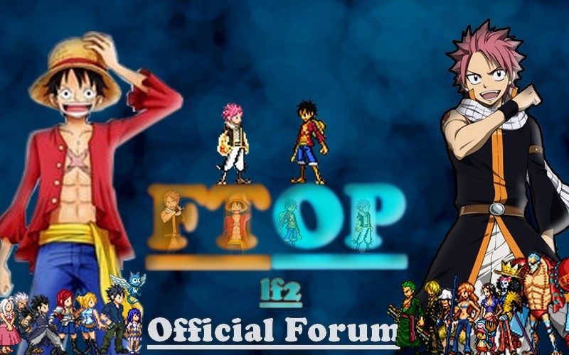 fairytail and onepiece lf2