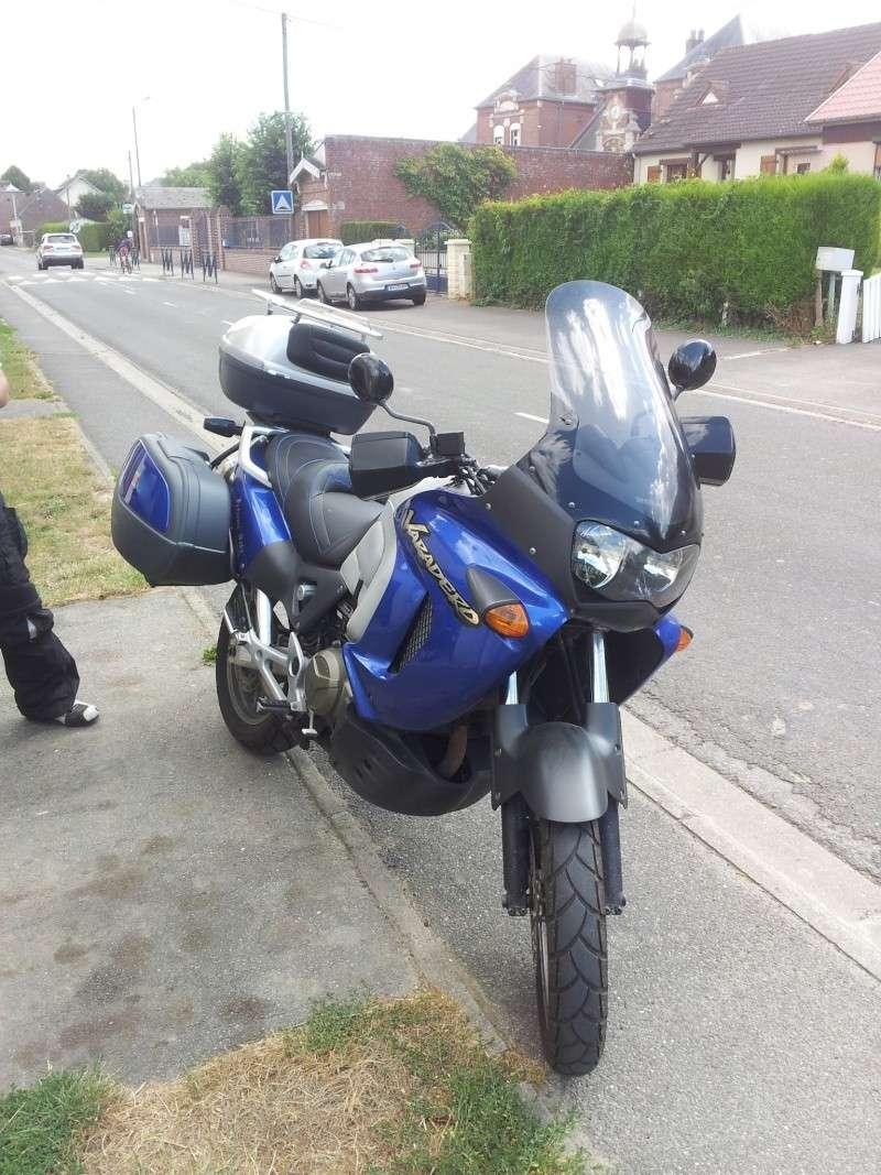 Changement de moto ! 20120810