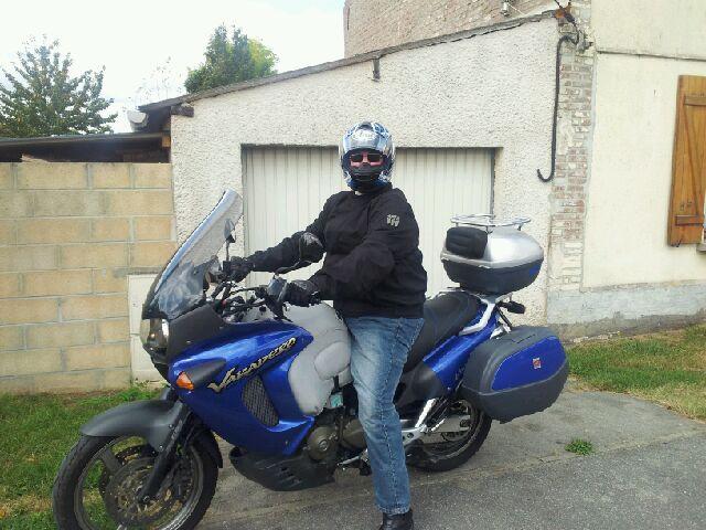 Changement de moto ! 20120811