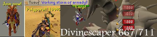 DivineScaper 667/711