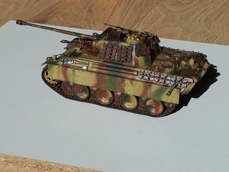 Panther Ausf G Late Version (Tamiya 35176) 1/35 20121043