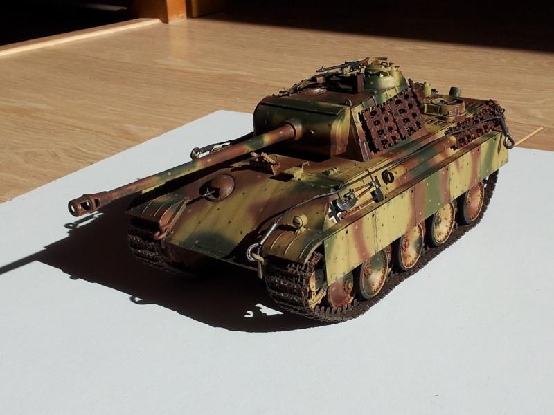 Panther Ausf G Late Version (Tamiya 35176) 1/35 20121044