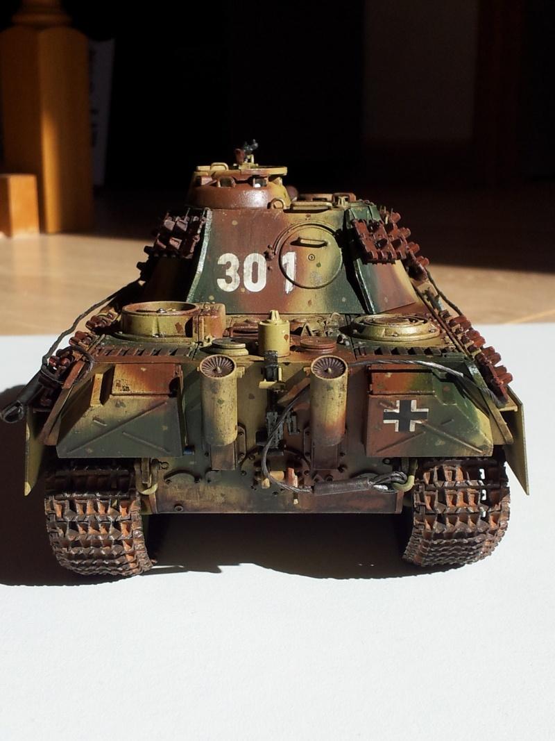 Panther Ausf G Late Version (Tamiya 35176) 1/35 20121045