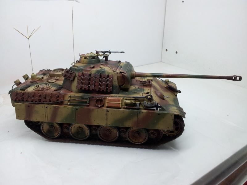 Panther Ausf G Late Version (Tamiya 35176) 1/35 20121048