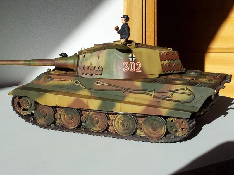 King tiger (Tamiya 3557) - Page 3 20121050