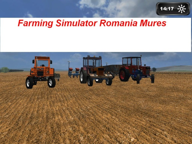 Farming Simulator Romania Mods