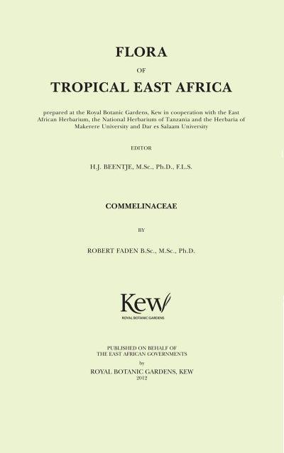 Livres sur les Commelinaceae Sans_t10