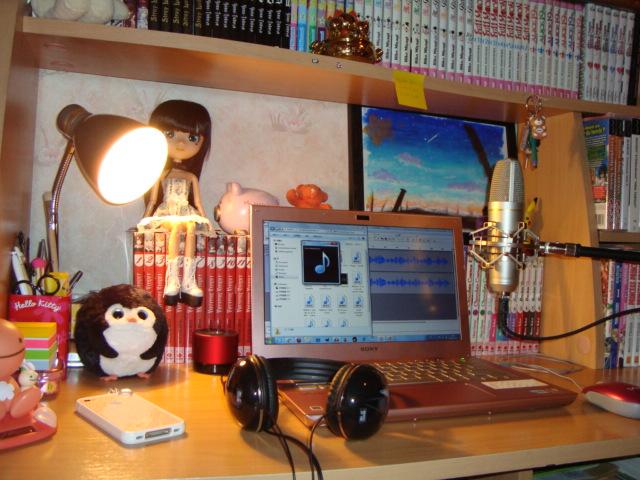 Votre studio d'enregistrement Dsc08610