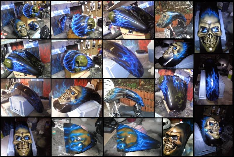 800 VN - transformations carrosserie et peinture 23210