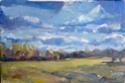 Peinture à l'huile paysage Paysag11