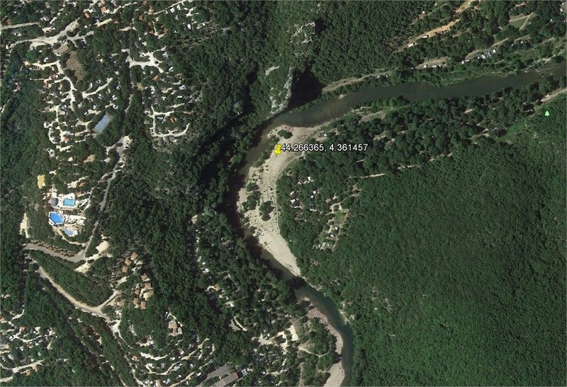 2016: le 14/08 à approximativement 22h30 - Un phénomène ovni troublant -  Ovnis à Camping La Genèse (Gard) - Gard (dép.30) Ytoile10