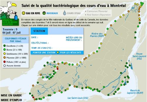 Le St-Laurent, la plus grande plage nudiste du Québec Mtlcaa10