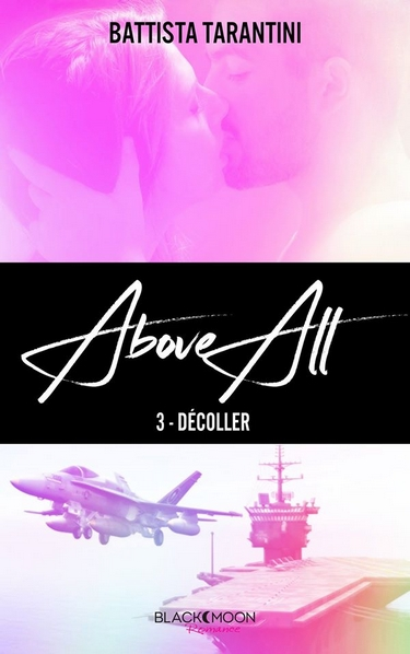 TARANTINI Battista - ABOVE ALL - Tome 3 : Décoller Above_13