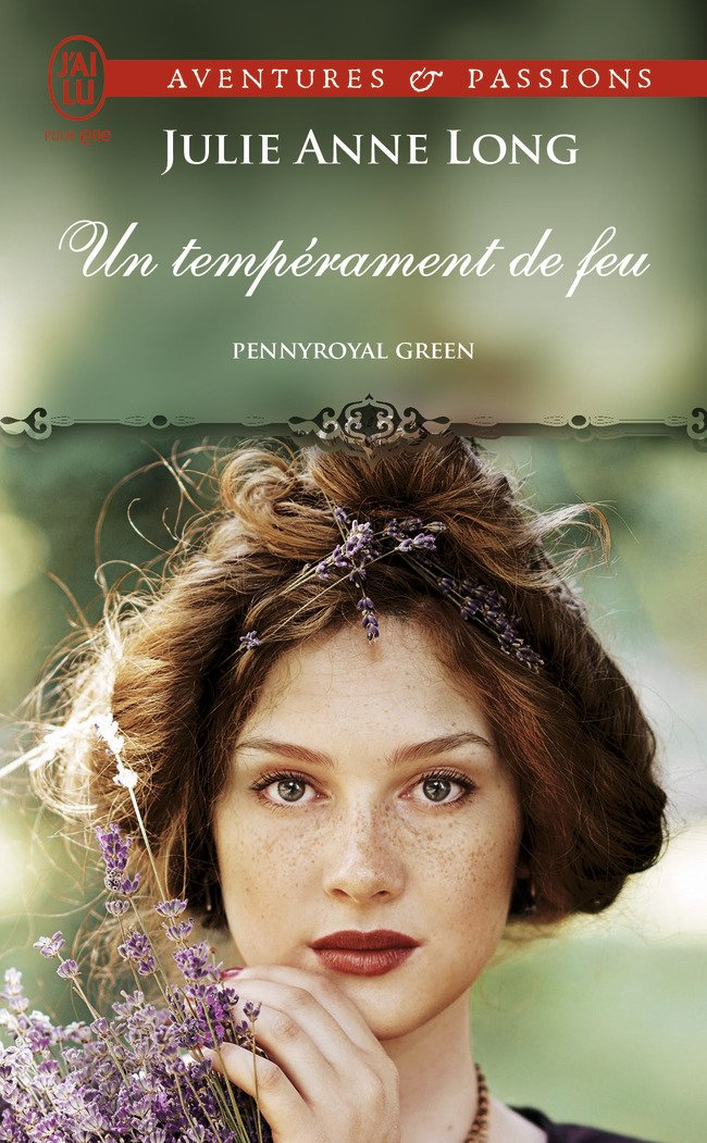 ANNE-LONG Julie - PENNYROYAL GREEN - Tome 4 : Un tempérament de feu Al11