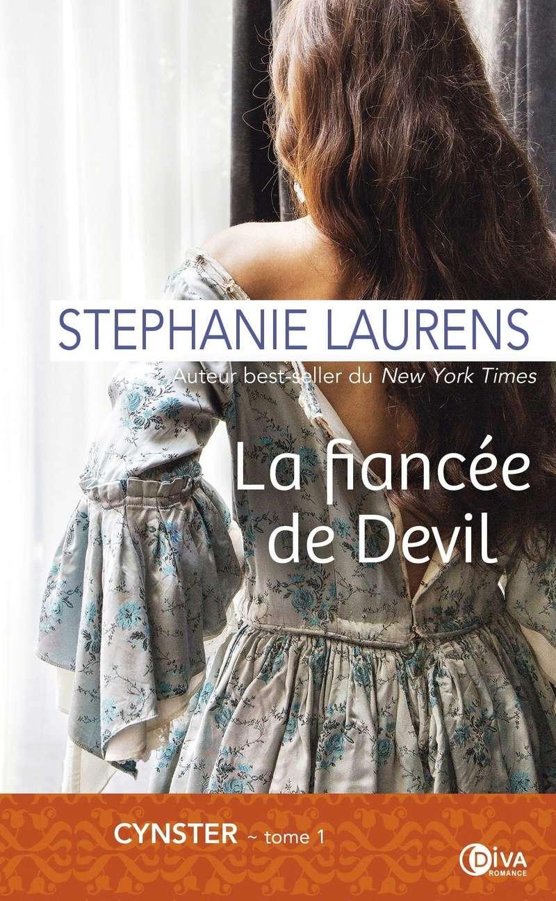 LAURENS Stephanie - CYNSTER- Tome 1 : La fiancée de Devil  Devil10