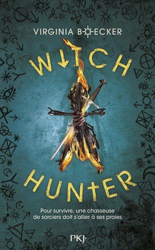 BOECKER Virginia - Witch Hunter Tome 1 Hunter10