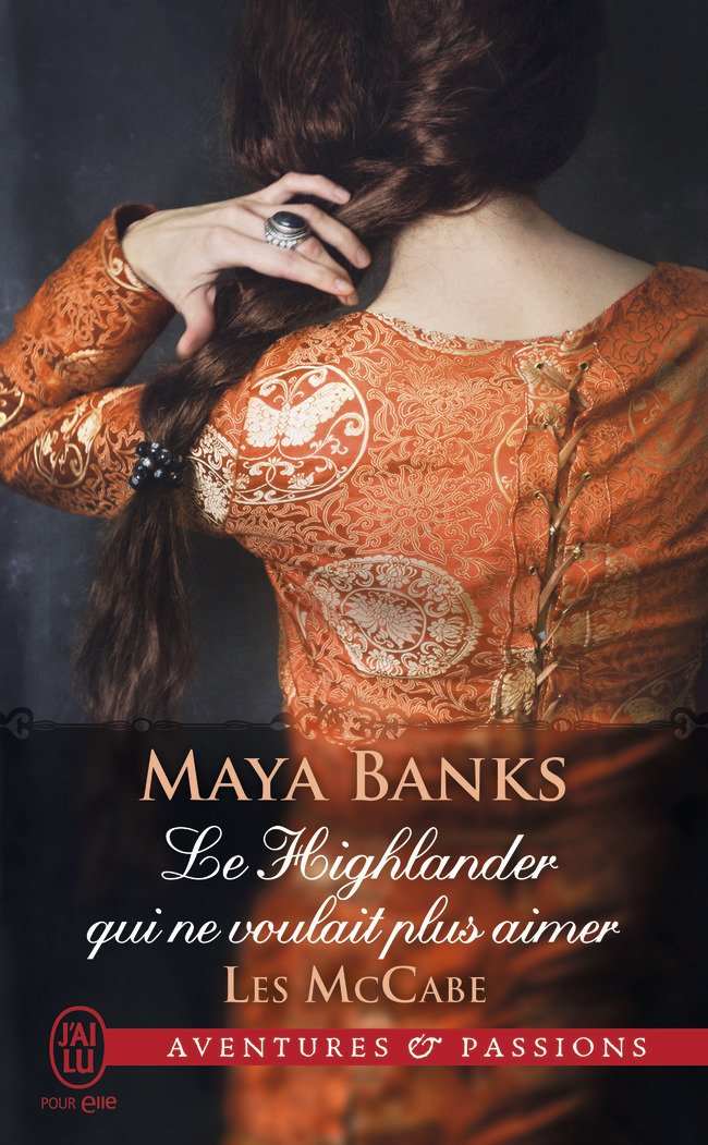 BANKS Maya - LES McCABE - Tome 3 : Le Highlander qui ne voulait pas aimer Mb10