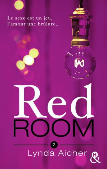 AICHER Lynda - RED ROOM - Tome 2 : Tu dépasseras tes limites Red10