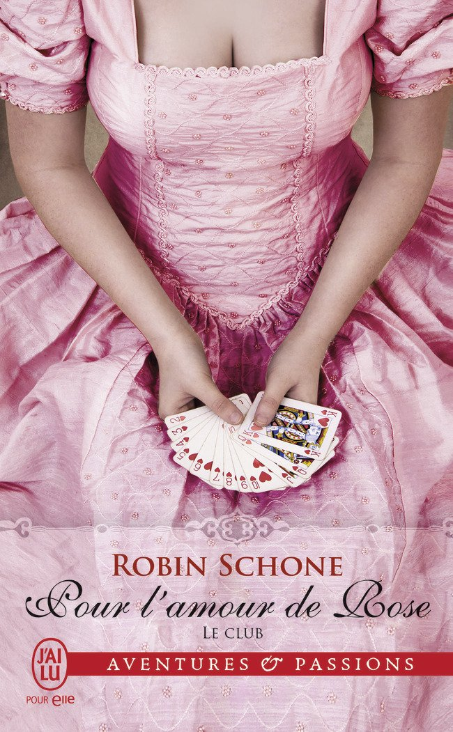 SCHONE Robin - LE CLUB - Tome 2 : Pour l'amour de Rose Rs10