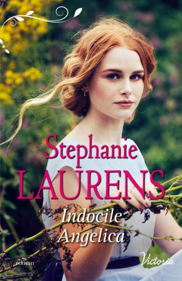 LAURENS Stéphanie - LA FIERTE DES SOEURS CYNSTER - Tome 3 : Indocile Angelica Sl10