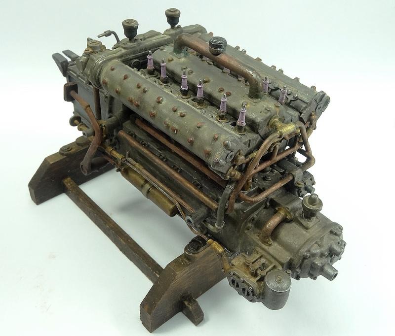 Auto  FIAT 806 GRAND PRIX (marioandreoli) 806-1110