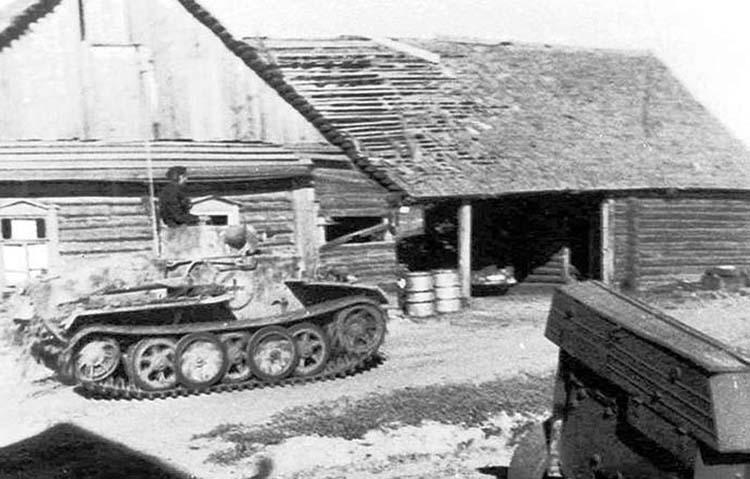 panzer 1 ausf f (riccardot-34) Vk180110