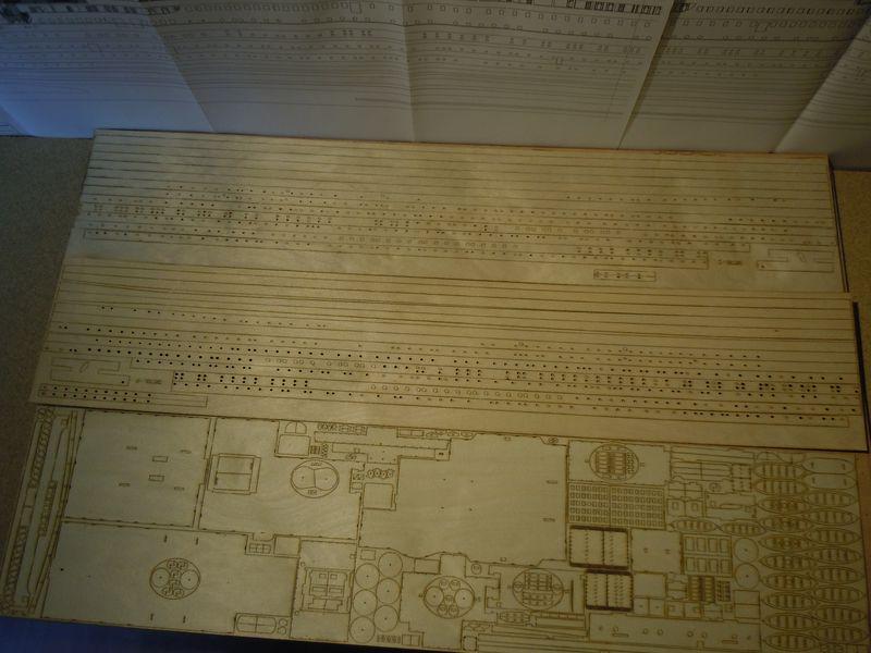 RMS Titanic 1:144 Dscn5027