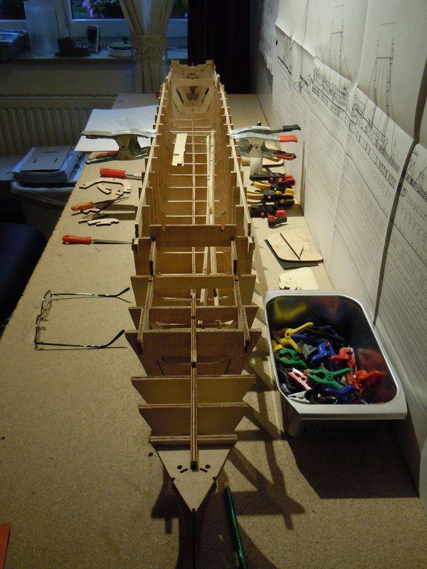 RMS Titanic 1:144 Dscn5037