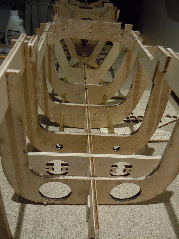RMS Titanic 1:144 Dscn5040
