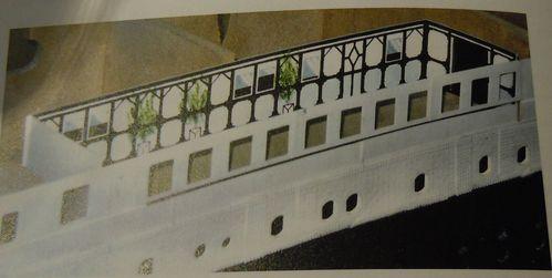 RMS Titanic 1:144 Dscn5046