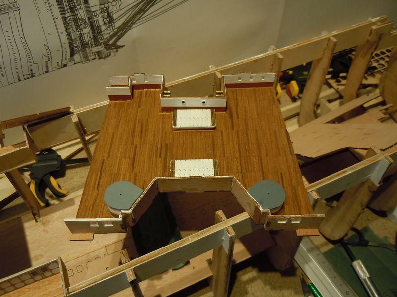 RMS Titanic 1:144 - Seite 3 Dscn5071