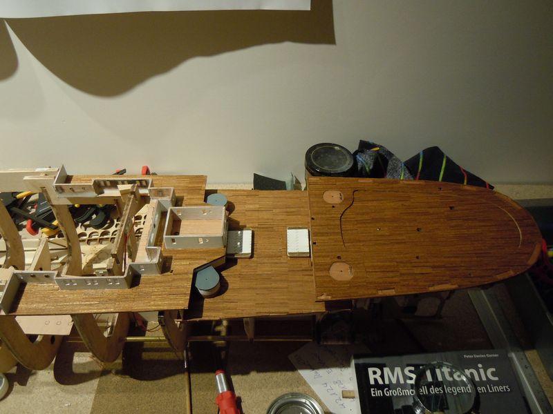 RMS Titanic 1:144 - Seite 3 Dscn5096
