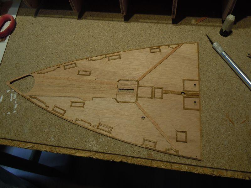 RMS Titanic 1:144 - Seite 4 Dscn5121