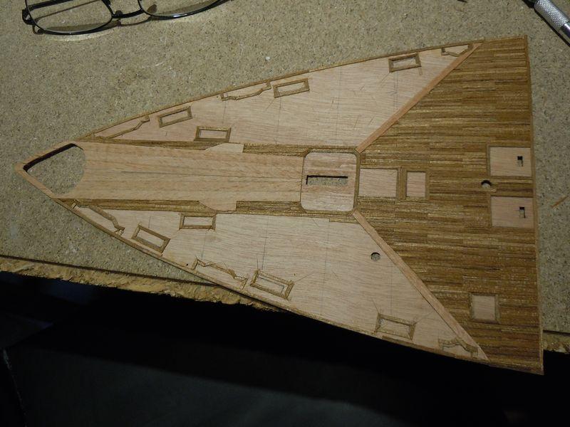 RMS Titanic 1:144 - Seite 4 Dscn5122