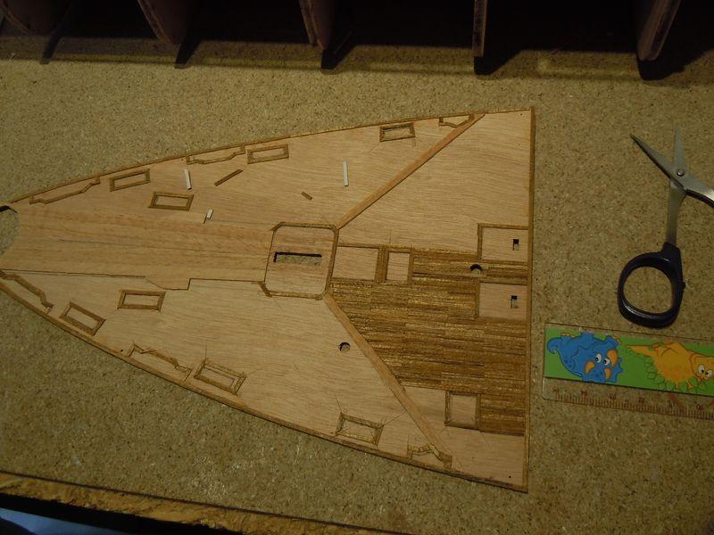 RMS Titanic 1:144 - Seite 4 Dscn5125
