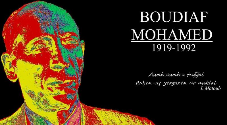 Hommage à M. Boudiaf   13517510