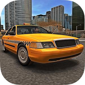 Taxi Sim 2016 Hacked APK 14712110