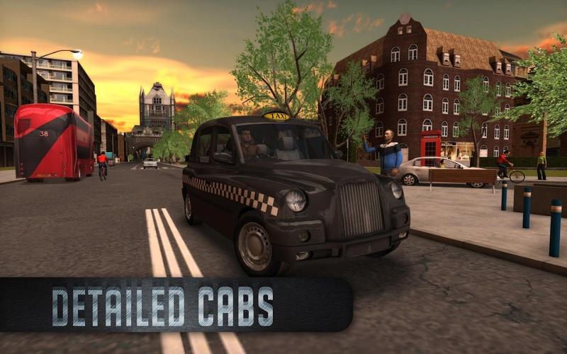 Taxi Sim 2016 Hacked APK 14712111