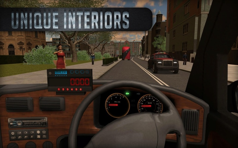 Taxi Sim 2016 Hacked APK 14712112