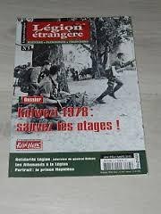LIVRES SUR KOLWEZI 1978 110