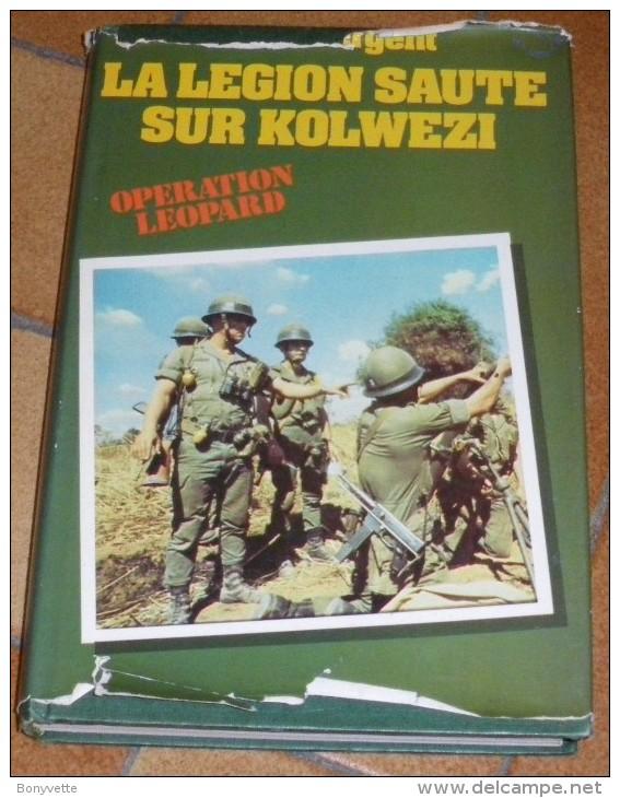 LIVRES SUR KOLWEZI 1978 411