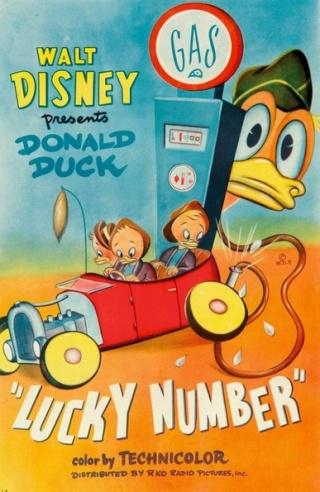 Trésors Disney : les courts métrages, créateurs & raretés des studios Disney - Page 4 Lucky_10
